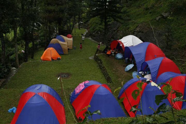 Tenda Standard Batu Tapak