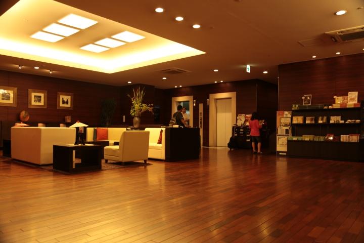 Lobby Hotel MyStay