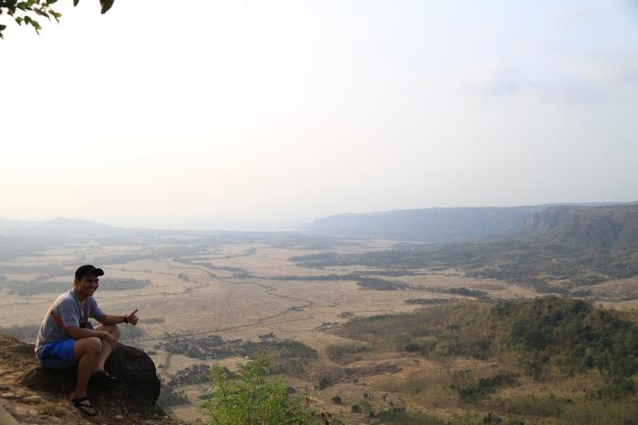 View dari Panenjoan