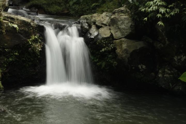 Air terjun mini Batu Tapak