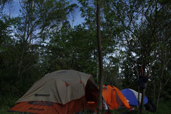 Camping Ground Sarongge