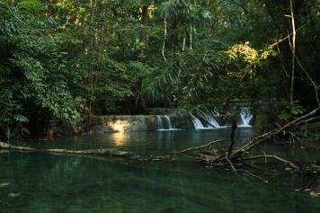 Aliran sungai Mata Jitu