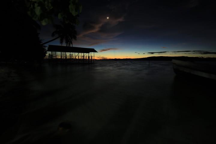 Sunset di Mamberton